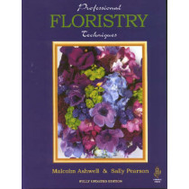 Professional Floristry Techniques by Malcolm Ashwell, 9780852365700