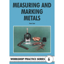 Measuring and Marking Metals by Ivan R. Law, 9780852428412