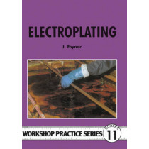 Electroplating by Jack Poyner, 9780852428627
