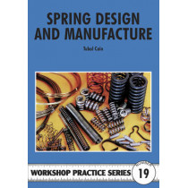 Spring Design and Manufacture by Tubal Cain, 9780852429259