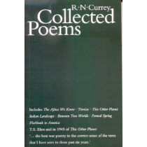 Collected Poems by R. N. Currey, 9780852555736