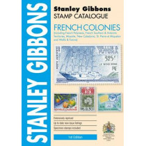 2016 French Colonies by Hugh Jefferies, 9780852599747