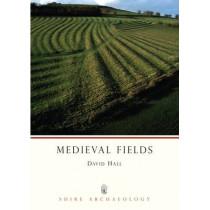 Medieval Fields by David Hall, 9780852635995
