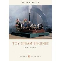 Toy Steam Engines by Bob Gordon, 9780852637753