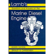 Lamb's Questions and Answers on Marine Diesel Engines by S. Christensen, 9780852643075