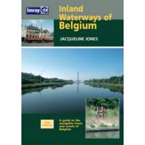Inland Waterways of Belgium by Jacqueline Jones, 9780852887608