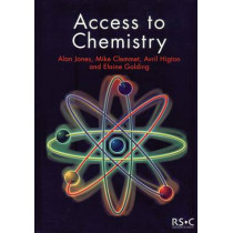 Access to Chemistry by Avril Higton, 9780854045648