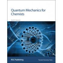 Quantum Mechanics for Chemists by David O. Hayward, 9780854046072