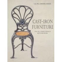 Cast-iron Furniture by Georg Himmelheber, 9780856674624