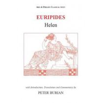 Euripides: Helen by Peter Burian, 9780856686511