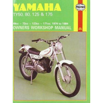 Yamaha TY50, 80, 125 & 175 (74 - 84) by Haynes Publishing, 9780856964640