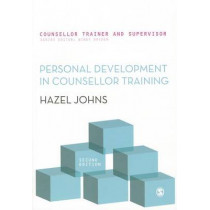 Personal Development in Counsellor Training by Hazel Johns, 9780857024978