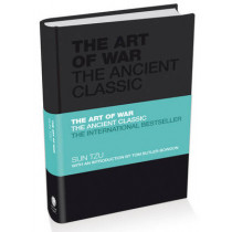The Art of War: The Ancient Classic by Sun Tzu, 9780857080097