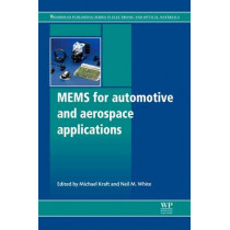 Mems for Automotive and Aerospace Applications by Michael B. Kraft, 9780857091185