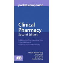 Clinical Pharmacy Pocket Companion by Jane Wright, 9780857111579