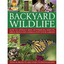 Backyard Wildlife by Christine Lavelle, 9780857230034