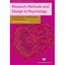 Research Methods and Design in Psychology by Allen Goodwin, 9780857254696