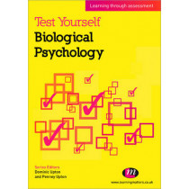 Test Yourself: Biological Psychology: Learning through assessment by Penney Upton, 9780857256492