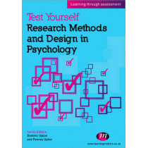Test Yourself: Research Methods and Design in Psychology: Learning through assessment by Penney Upton, 9780857256652