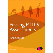 Passing PTLLS Assessments by Ann Gravells, 9780857257895