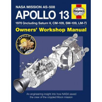 Apollo 13 Manual: An engineering insight into how NASA saved the crew of the crippled Moon mission by David Baker, 9780857333872