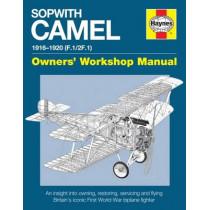 Sopwith Camel Manual: Models F.1/2F.1 by Jarrod Cotter, 9780857337955