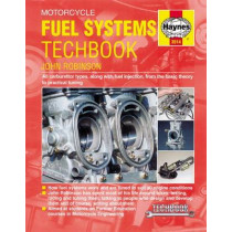 Motorcycle Fuel Systems by Haynes Publishing, 9780857339157