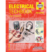 Motorcycle Electrical Techbook by Haynes Publishing, 9780857339362