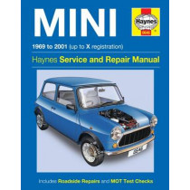 Mini (69-01) by Haynes Publishing, 9780857339652