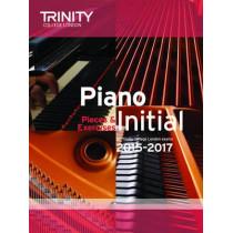 Piano 2015-2017. Initial, 9780857363183