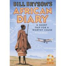 Bill Bryson's African Diary by Bill Bryson, 9780857524201