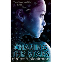 Chasing the Stars by Malorie Blackman, 9780857531414