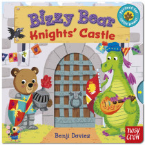 Bizzy Bear: Knights' Castle by Nosy Crow, 9780857632630
