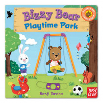 Bizzy Bear: Playtime Park by Nosy Crow, 9780857633576