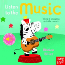 Listen to the Music by Marion Billet, 9780857635631
