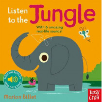 Listen to the Jungle by Marion Billet, 9780857636621