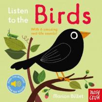 Listen to the Birds by Marion Billet, 9780857638656