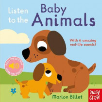 Listen to the Baby Animals by Marion Billet, 9780857638663