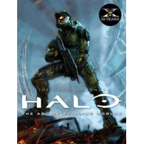 Halo: The Great Journey: The Art of Building Worlds by Martin Robinson, 9780857685629