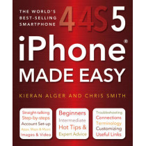 iPhone Made Easy by Chris Smith, 9780857756237