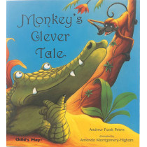 Monkey's Clever Tale by Andrew Fusek Peters, 9780859530514