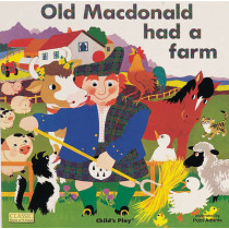 Old Macdonald had a Farm by Pam Adams, 9780859536622