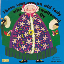 There Was an Old Lady Who Swallowed a Fly by Pam Adams, 9780859537278