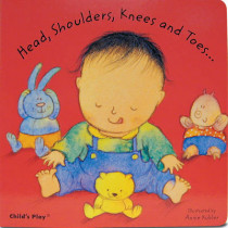 Head, Shoulders, Knees and Toes... by Annie Kubler, 9780859537285
