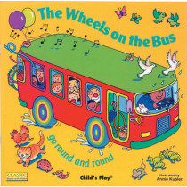 The Wheels on the Bus go Round and Round by Annie Kubler, 9780859537971