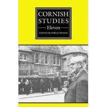 Cornish Studies Volume 11 by Philip Payton, 9780859897471