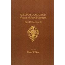 William Langland IV Pt 2 by W. W. Skeat, 9780859916561