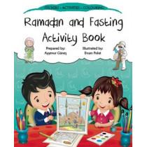 Ramadan and Fasting Activity Book by Aysenur Gunes, 9780860376156