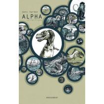 Alpha by Jens Harder, 9780861662456