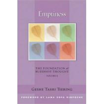 Emptiness: v. 5 by Geshe Tashi Tsering, 9780861715114